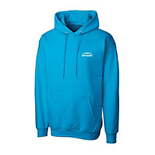 Clique Pullover Hooded Sweatshirt - ENGIE