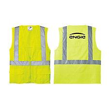 CornerStone Mesh Safety Vest - ENGIE