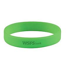 Single Color Silicone Bracelet - (LowMin) - WSFS