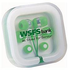 Color Pop Earbuds - (LowMin) - WSFS