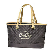 Cleo Quilted Tote