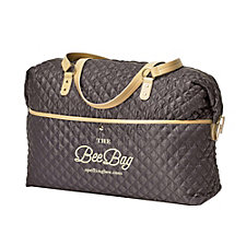 Cleo Quilted Overnight Bag