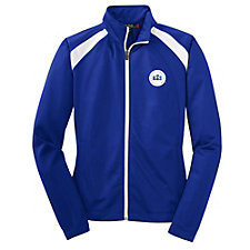 Ladies Sport-Tek Tricot Track Jacket