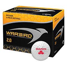 Callaway Warbird 2.0 Custom Dozen Golf Balls