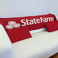 ECO Luxury State Farm Throw Blanket - 50 in. x 60 in.