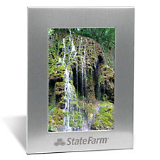 Acclaim Picture Frame - 6-3/4 in. W x 9 in. H x 3/8 in. D