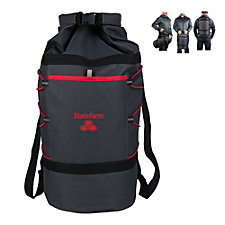 3-in-1 Adventure Duffle Bag - 23 in. x 17.25 in. x 8.5 in.