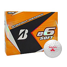Bridgestone E6 Soft Golf Ball - Dozen