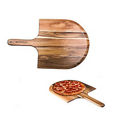 Acacia Pizza Peel - 22.34 in. x 14 in.