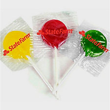 Assorted Lollipops - Case of 560