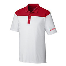 Clique Mens Parma Colorblock Polo Shirt