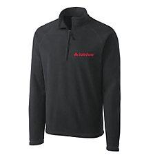 Clique Mens Summit Half-Zip Microfleece Pullover