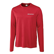 Mens Clique Long Sleeve Performance T-Shirt