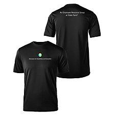 Microfiber Performance Crew T-Shirt - ADE