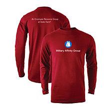 Unisex Dri-Balance Long Sleeve T-Shirt - MAG
