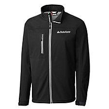 Cutter & Buck Mens Telemark Soft-shell Jacket