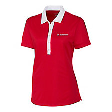 Clique Ladies Parma Colorblock Polo Shirt