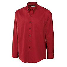 Epic Easy Care Nailshead Long Sleeve Shirt