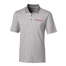 Cutter & Buck DryTec Forge Tonal Stripe Polo Shirt