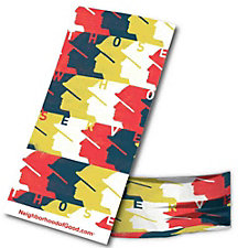 Bandana - 19 in. x 10 in. - Veterans (1PC)