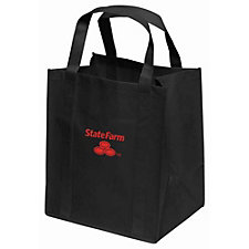 Big Storm Reusable Tote Bag - 13L x 10D x 15H (LowMin)