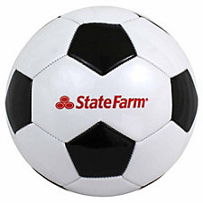 Regulation Size Soccer Ball (1PC)