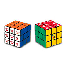 Rubiks 9-Panel Cube - 2.25 in. (1PC)