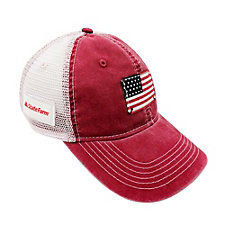 American Flag Hat (1PC)