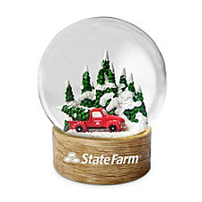 Custom Snow Globe (1PC)