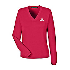 Ladies Jake from State Farm V-Neck Sweater (1PC)
