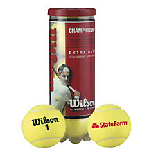 Wilson US Open Extra Duty Tennis Ball (LowMin)