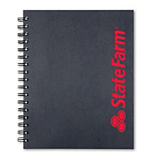 Spiral Hardcover Journal - 7 in. x 9 in.