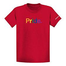 Gildan Poly Cotton T-Shirt - (1PC) - Pride