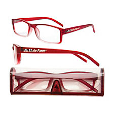 Reading Glasses with Matching Case (1PC)