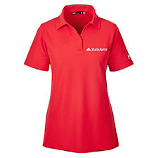 Under Armour Ladies Corporate Performance Polo Shirt