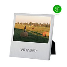 Aluminum Photo Frame - 4 in. x 6 in.