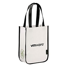 Small Laminated Non-Woven Shopper Tote Bag