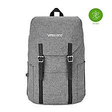 Aqua Ecofriendly Flip-Top Backpack