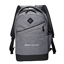 Graphite Computer Backpack - 15 in. - VMware Carbon Black