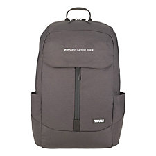 Thule Lithos Zipper Front Computer Backpack - 15 in. - VMware Carbon Black