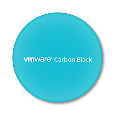 Round Soft Mouse Pad - 8 in. - VMware Carbon Black