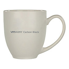 Kona Joe Ceramic Mug - 14 oz. - VMware Carbon Black