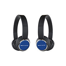 BeeBop Bluetooth Headphones - VMware Carbon Black