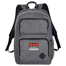Graphite Deluxe Computer Backpack - 15 in.