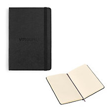 Moleskine Medium Notebook and GO Pen Gift Set
