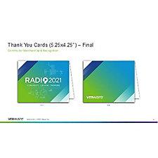 VMware Thank You Card