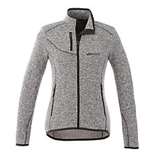 Ladies Tremblant Knit Jacket - 3D Logo