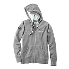 Ladies Sandylake Roots73 Full Zip Hoodie - 3D Logo