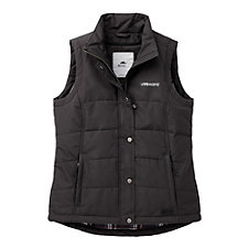 Ladies Roots73 Traillake Insulated Vest - 3D Logo