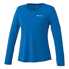 Ladies Parima Long Sleeve Tech T-Shirt